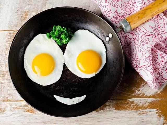 Co s vámi udělá konzumace jednoho vajíčka denně - Drůbežána Holešov